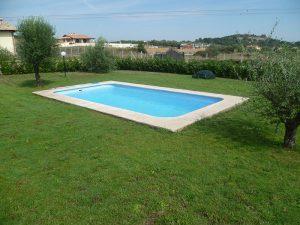 piscina in vetroresina Appia